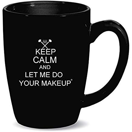 Do Your Makeup Coffee Mug
